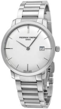 Frederique Constant Slimline FC306S4S6B3 Stainless Steel 40mm Mens Watch