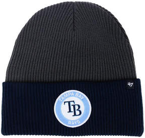 '47 Tampa Bay Rays Ice Block Cuff Knit Hat