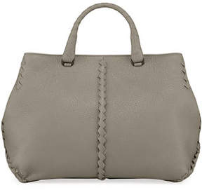 Bottega Veneta Small Cervo Leather Tote Bag