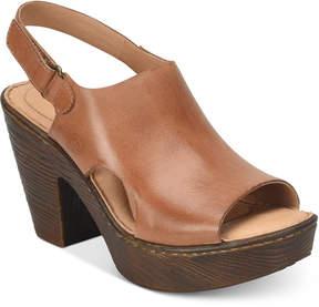 Børn Ferlin Wedge Sandals Women's Shoes
