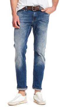 Mavi Jeans Zach Mid Random Authentic Vint Straight Leg Jeans