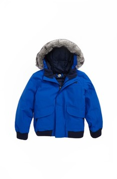 The North Face Toddler Boy's Gotham Hooded Waterproof 550-Fill Power Down Jacket