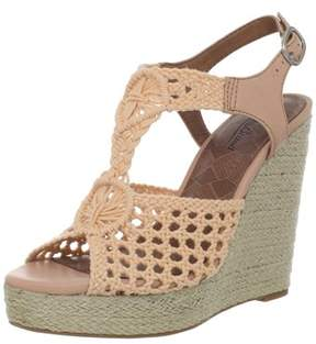 Lucky Brand Lucky Women's Rilo Wedge Sandal.