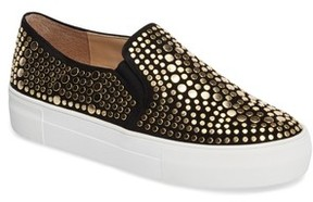Vince Camuto Women's Kindra Stud Slip-On Sneaker