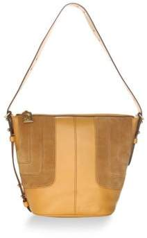 Marc Jacobs The Sling Leather Hobo Bag - MUSTARD - STYLE