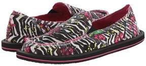 Sanuk Donna Mixed Up Women's Slip on Shoes