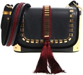 Alberta Ferretti Tassel Detail Shoulder Bag