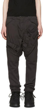 Julius Grey Signature Cargo Pants