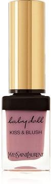 Yves Saint Laurent Beauty - Baby Doll Kiss & Blush - 9 Rose épicurien