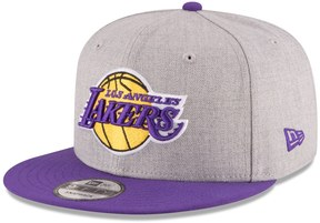 New Era Adult Los Angeles Lakers 9FIFTY Adjustable Cap
