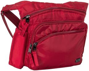 Cardinal Red Sidekick Excursion Shoulder Bag