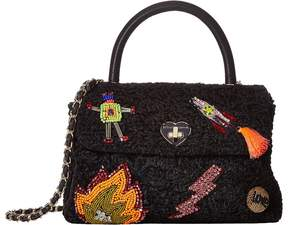 Betsey Johnson Curly Gurl Handbags
