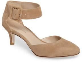 Pelle Moda Women's Ankle Strap Pump