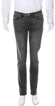 BLK DNM Five-Pocket Skinny Jeans
