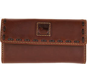 Dooney & Bourke As Is Florentine Continental Clutch - ONE COLOR - STYLE