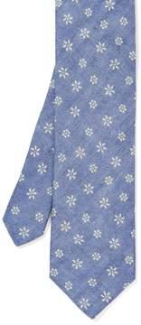 J.Mclaughlin Italian Linen & Cotton Tie in Garden Party