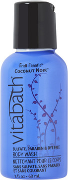 Vitabath Travel Size Coconut Noir Body Wash