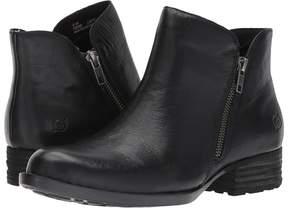 Børn Keefe Women's Dress Zip Boots