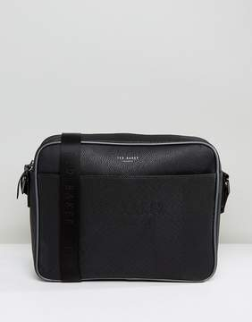 Ted Baker Bellman Embossed Messenger Bag
