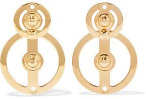 Marni - Gold-plated Earrings