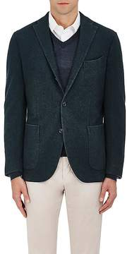 Boglioli MEN'S K JACKET WOOL THREE-BUTTON SPORTCOAT