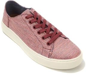 Toms Lenox Woven Lace-Up Sneaker