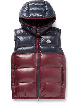 Moncler Balmat Quilted Shell Down Gilet