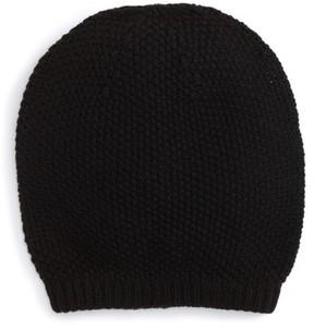 Sole Society Women's Knit Beanie - Black
