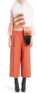 Women's Fendi Genuine Fox Fur Stole