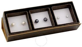 Bella Pearl Freshwater Pearl Stud Earring Set SET-L