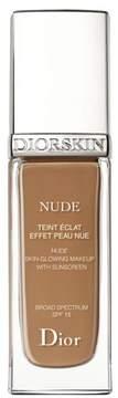 Christian Dior | Diorskin Nude Skin-Glowing Makeup Spf 15 | 60 mocha