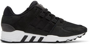 adidas Black Equipment Support RF Sneakers