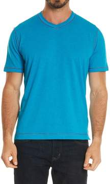Robert Graham Traveler V-Neck T-Shirt