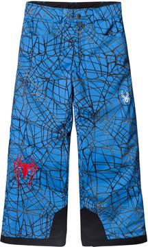 Spyder Blue Spiderman Marvel Hero Junior Ski Pants