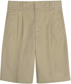 JCPenney French Toast Pleated Shorts - Boys 8-20 and 10-20 Husky