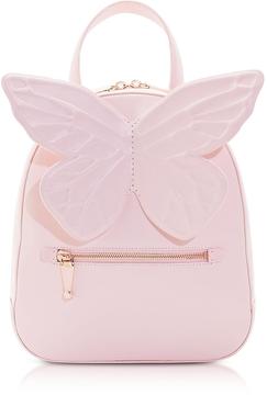 Sophia Webster Baby Pink Kiko Butterfly Backpack