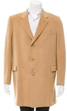 Band Of Outsiders Camelhair Button-Up Coat