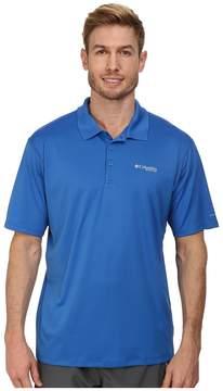 Columbia PFG ZERO Rulestm S/S Polo Men's Short Sleeve Pullover