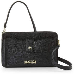 Kenneth Cole Reaction Black Alpine Mid Crossbody