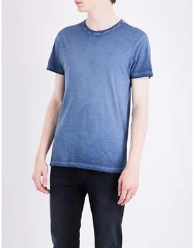 Belstaff Trafford faded cotton T-shirt