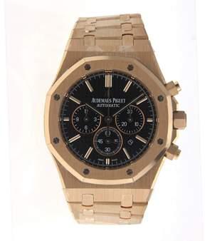 Audemars Piguet 26320OR.OO.1220OR.01 Royal Oak Chronograph Rose Gold Mens Watch