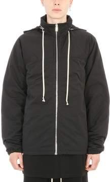 Drkshdw Black Windbreaker Jacket