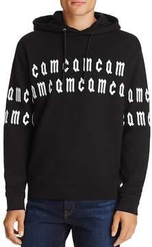 McQ Clean Hooded Sweatshirt