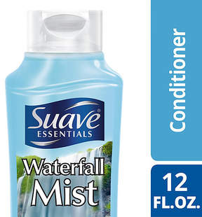 Suave Essentials Conditioner Waterfall Mist