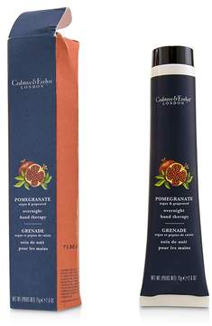 Crabtree & Evelyn Pomegranate, Argan & Grapeseed Overnight Hand Therapy (Box Slightly Damaged)