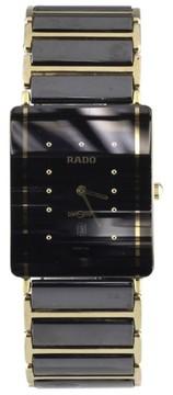 Rado Diastar 160.0282.3 Ceramic and Gold-Plated Quartz 27mm Mens Watch