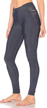 Blue Life Fit Strappy High Waist Legging