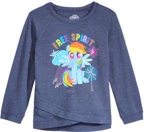 My Little Pony Free Spirit T-Shirt, Little Girls (4-6X)