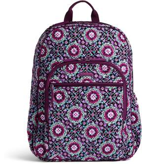 Vera Bradley Campus Tech Backpack - FALLING FLOWERS - STYLE