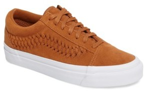 Vans Women's Old Skool Weave Dx Sneaker